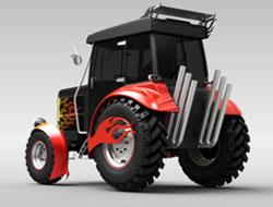 МТЗ 1221: технические характеристики